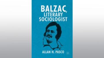 Balzac, Literary Sociologist
