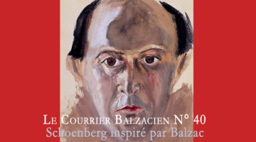 Le Courrier Balzacien : n° 40 – Avril 2017