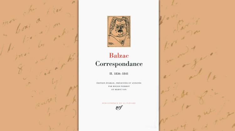 Tome III de la <em>Correspondance</em> de Balzac (1842-1850)