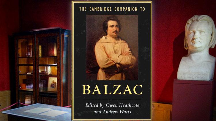 The Cambridge Companion to Balzac